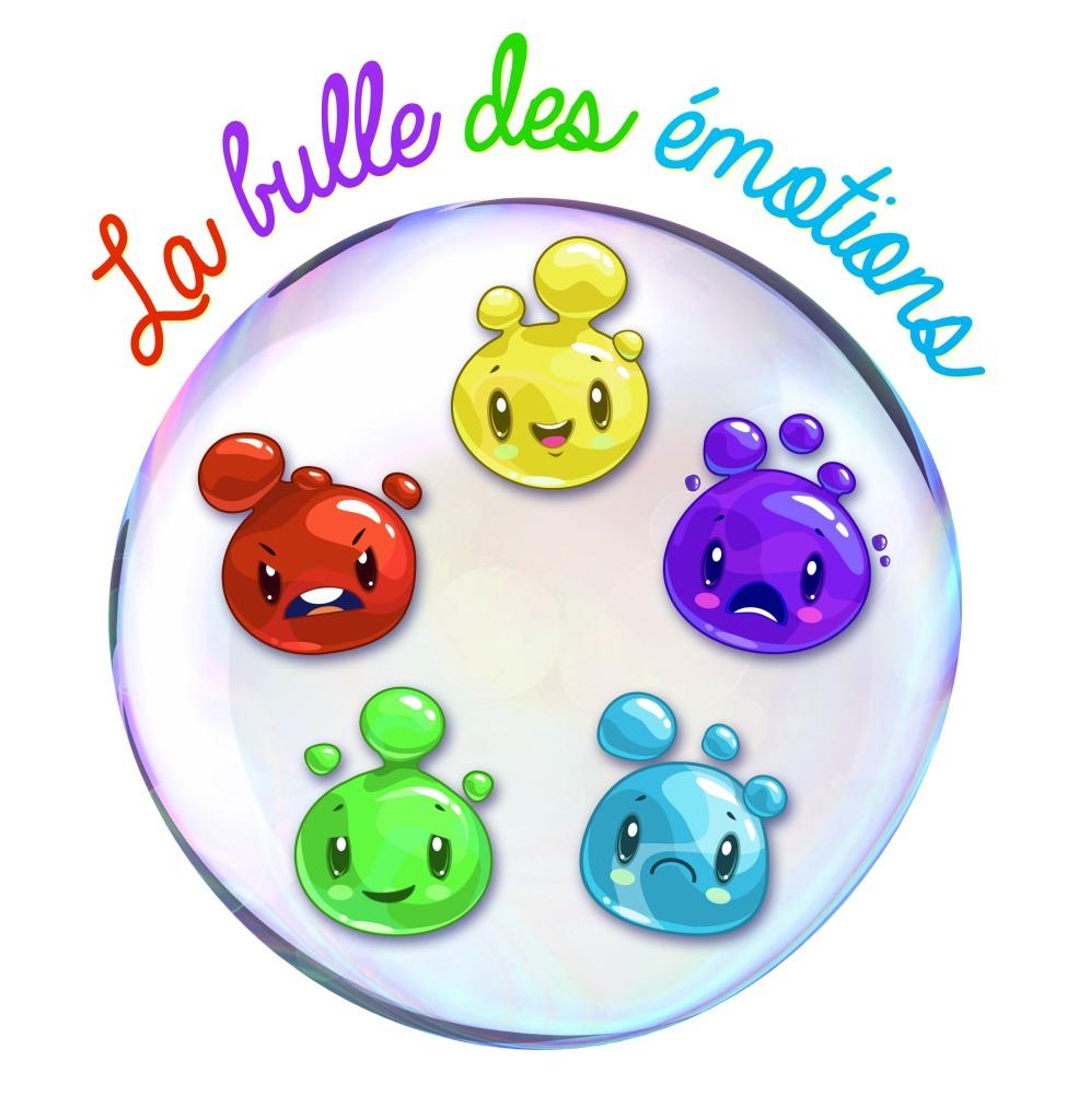 """Delphine Frébourg -Atelier de sophrologie pour les enfants à Yvetot, Duclair, Barentin """"la bulle des émotions"""""""